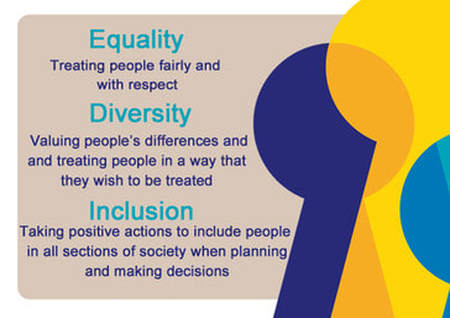 equality and diversity p4 Of the equality and diversity policy requirements • inform and consult staff college equality and diversity developments • ensure that equality and diversity issues are covered in course quality reviews.